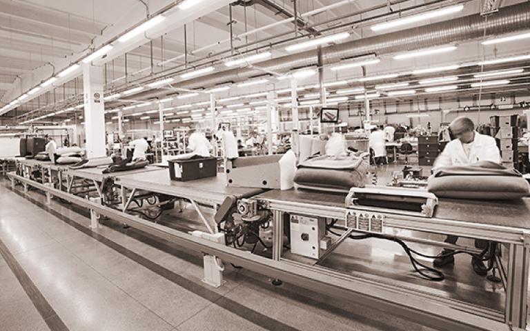 イタリア工場