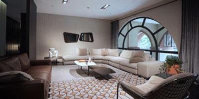 THE CIRCLE OF HARMONY – Natuzzi design blend -