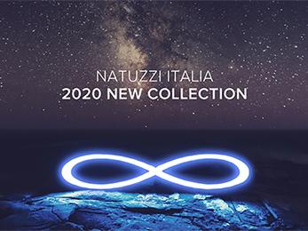 2020 NEW COLLECTION NATUZZI ITALIA