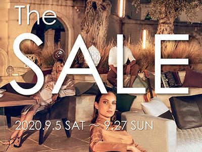 The Sale 開催