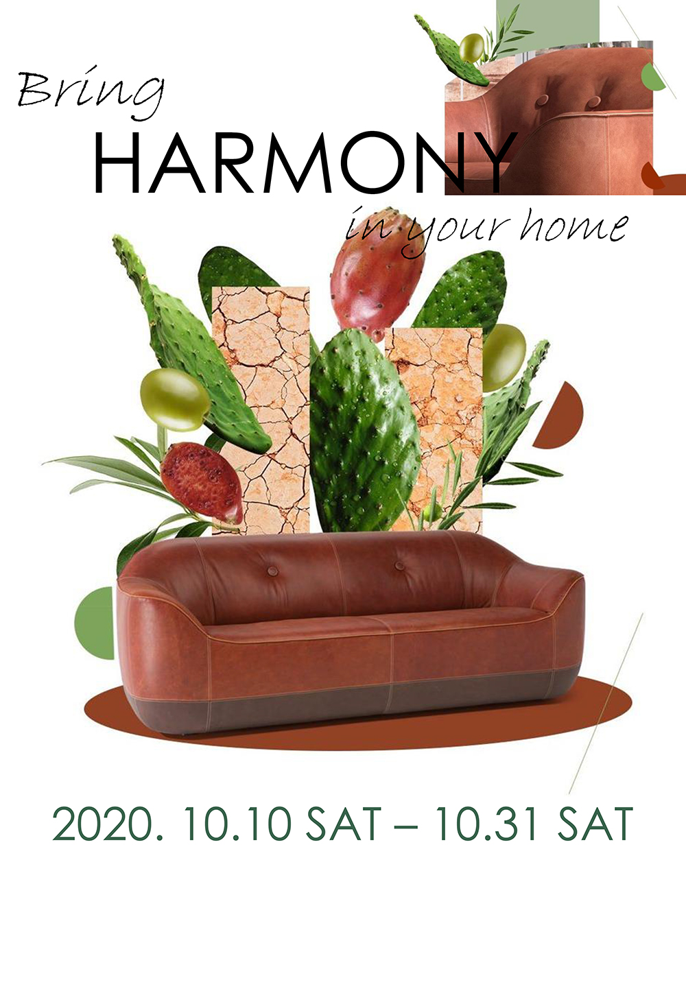 Bring Harmony In Your Home